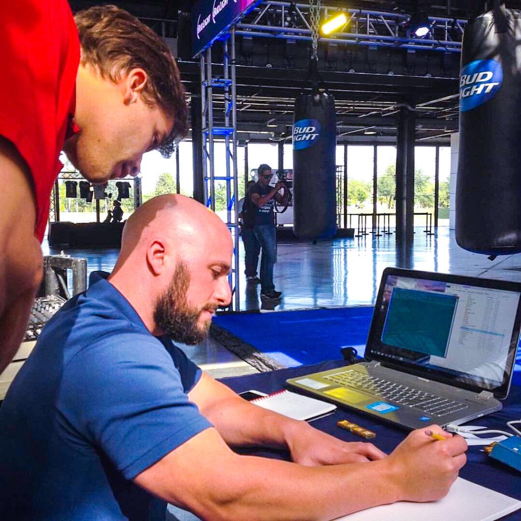 UFC Monterrey, Mexico