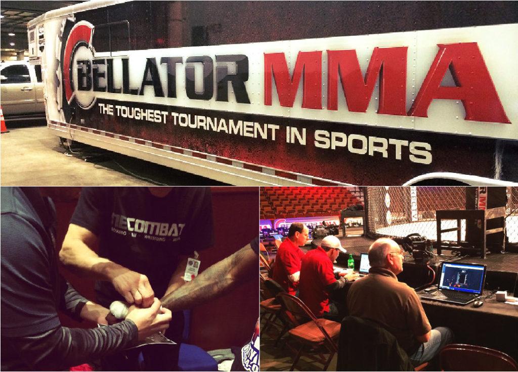 Bellator MMA on Spike TV