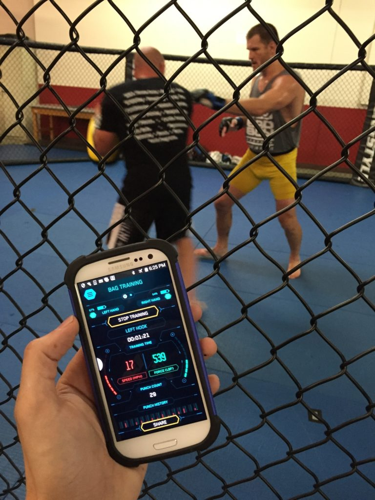 UFC Heavyweight Champ Stipe Miocic