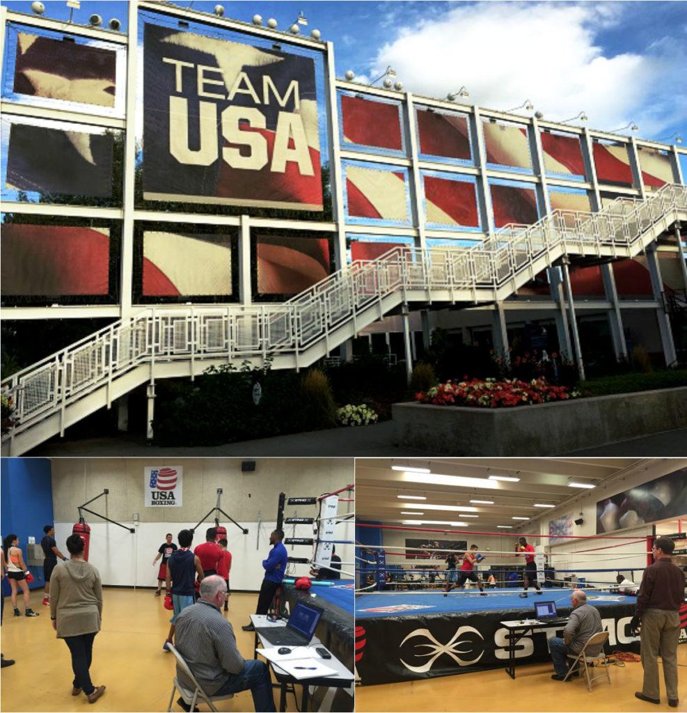 TEAM USA Olympic Center