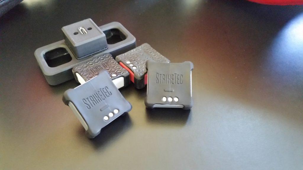 Generation 4 StrikeTec sensors