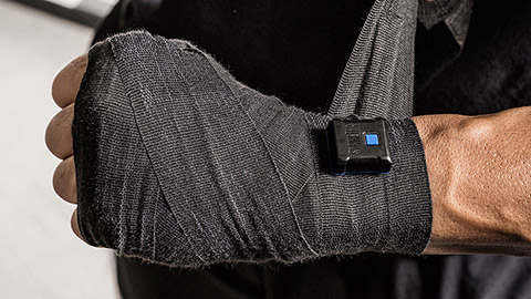 StrikeTec - Easy to Use - Wrap Your Sensors on Wrists