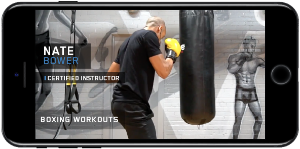 If you are beyond the basics train with our longer Boxing workout videos with certified instructors.