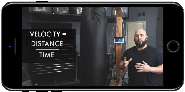 StrikeTec founder & CEO Wes Elliott takes you behind the scenes to show you the physics, and how the app interprets the raw data to calculate the numbers you see on the app screen.