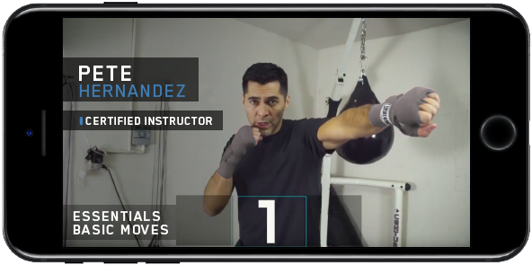Learn Essential Basic Moves with Certified Instructor Pete Hernandez (videos)