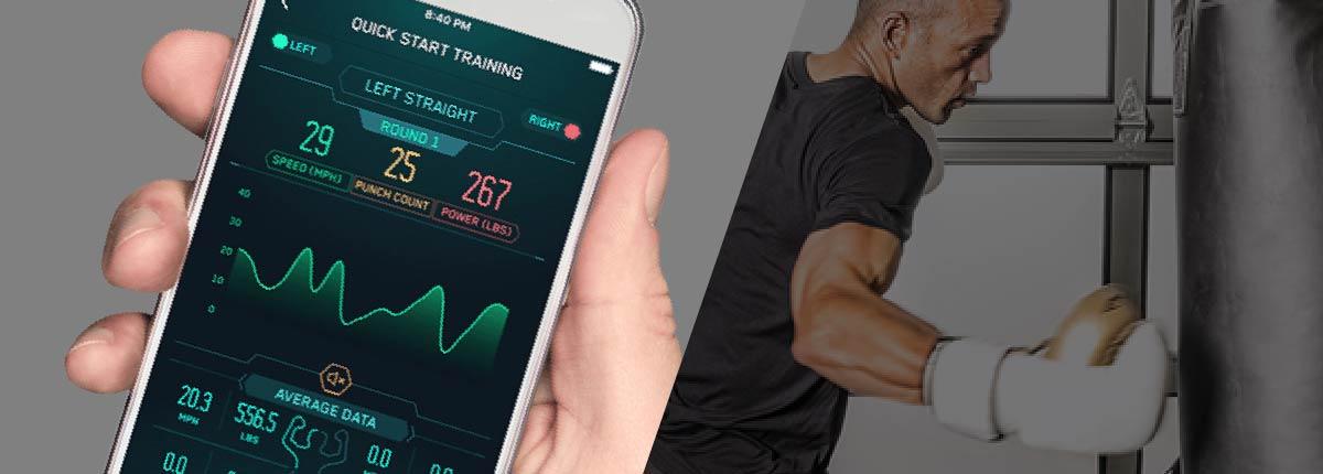 StrikeTec – Boxing Sensors   Mobile App
