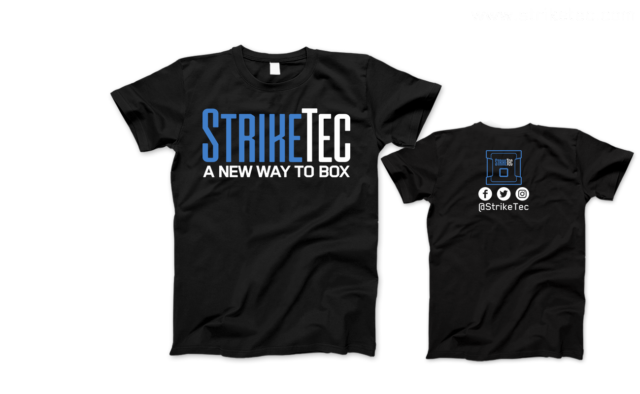 Black StrikeTec shirt